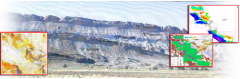 حوضه مرکزی ایران (ساوه، قم، کاشان، زواره مناطق)