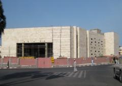 طراحي و اجراي ساختمان مجلس و مركز تجاری - کشور جیبوتی