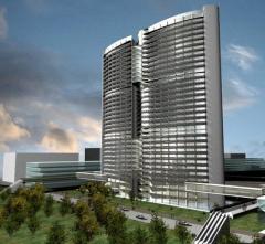 برج های اداری-تجاری ملل