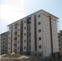 مهندسی واجرای مجتمع480 واحد مسکونی شهرجدیدپردیس فاز3