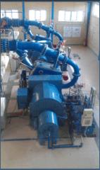 پروژه کارخانه برق آبی پیران