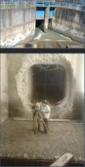 پروژه کارخانه برق آبی تاریک