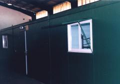 کابین های قابل حمل