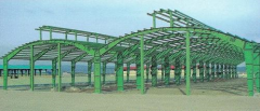 ساخت و نصب سازه فلزي