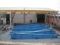 ساخت و نصب سوله هاي سد ارسباران در سه فاز