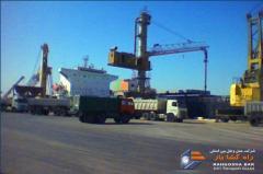 حمل و نقل محصولات کشاورزی