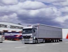 حمل و نقل بین المللی زمینی