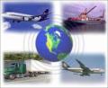 حمل و نقل انواع کالاهای صادراتی و وارداتی